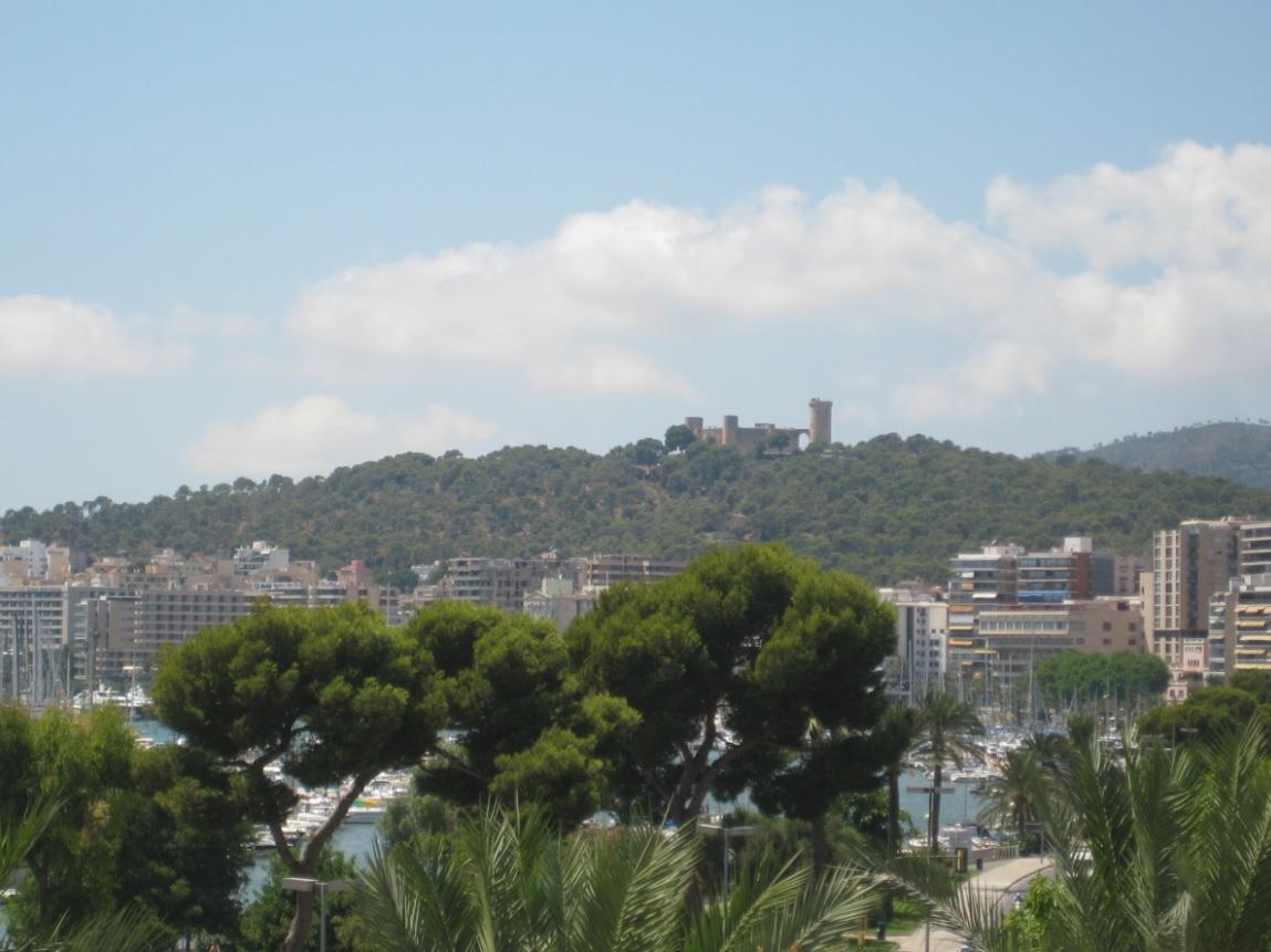 Bucht von Palma auf Mallorca