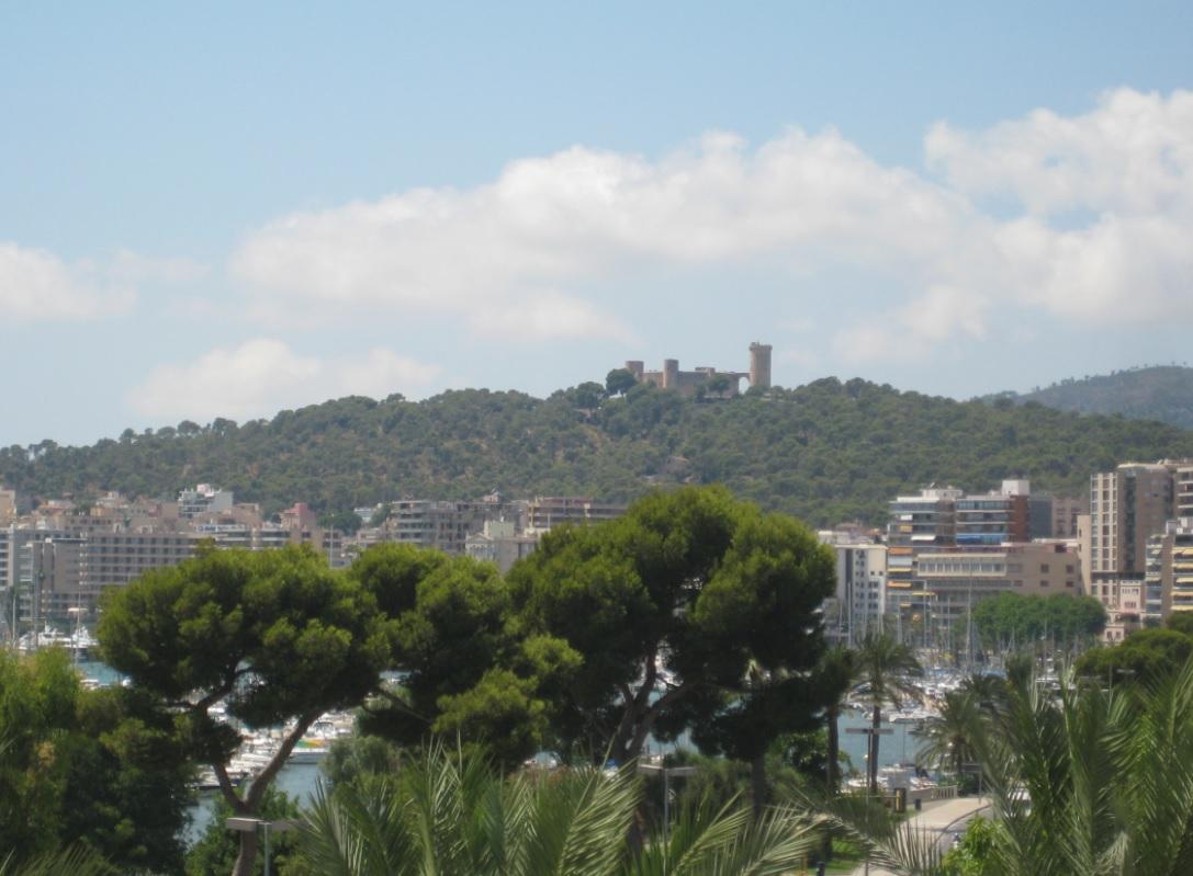 Festung in Palma
