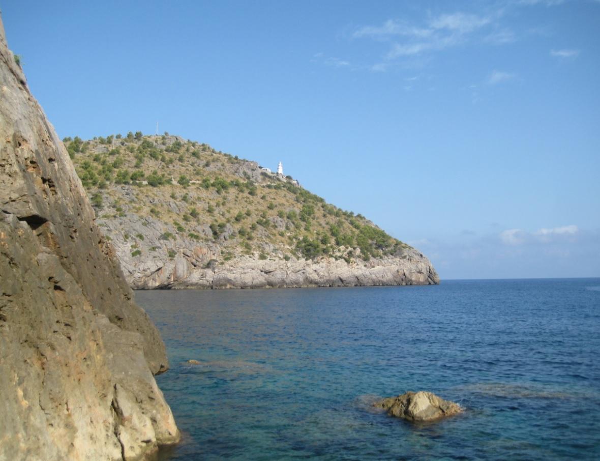 Klippen auf Mallorca