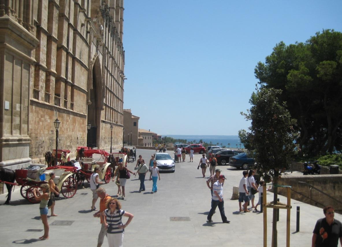 Stadtführung durch Palma