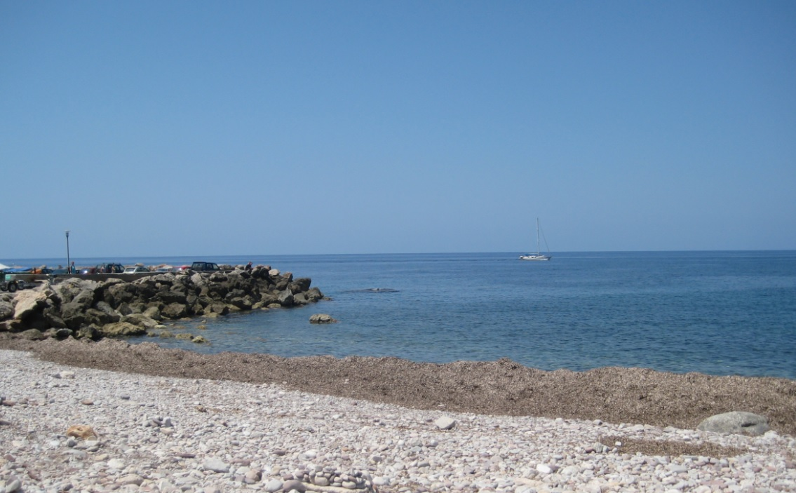 Strand im Sommer auf Mallorca
