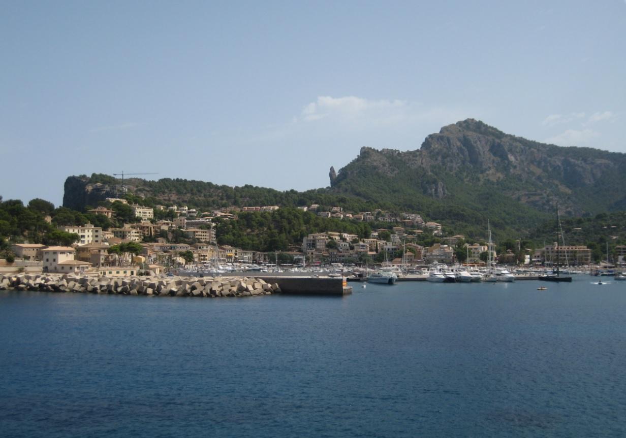 August Wetter auf Mallorca