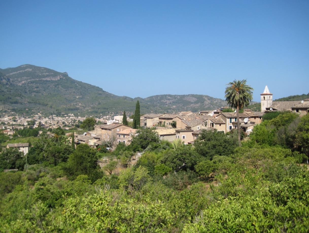 Mallorca an Pfingsten